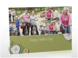 Flat Card-Mothers Day