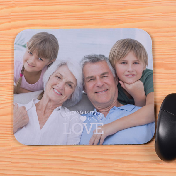 Mouse Pad – Family