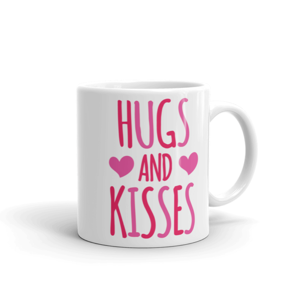 Sweet Kisses Photo Mug